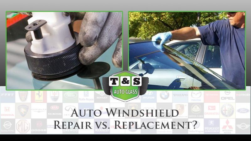 Auto Windshield Repair vs Replacement Guide