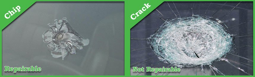 Windshield Chips Can Be Repaired