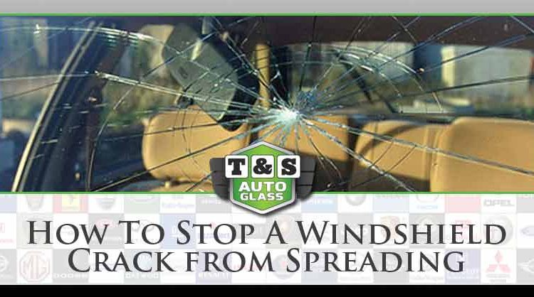 How To Fix And Stop A Long Windshield Crack From Spreading