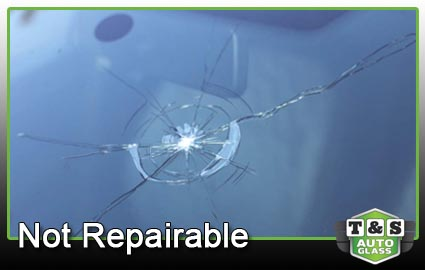window crack repair cost