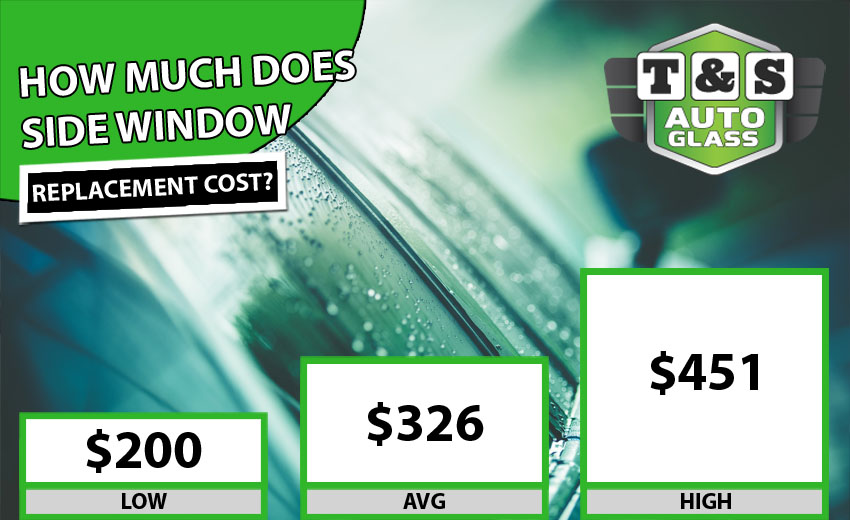 Side Window Replacement Cost